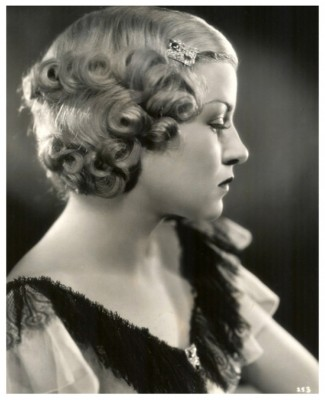 1930s Bridal hairstyles