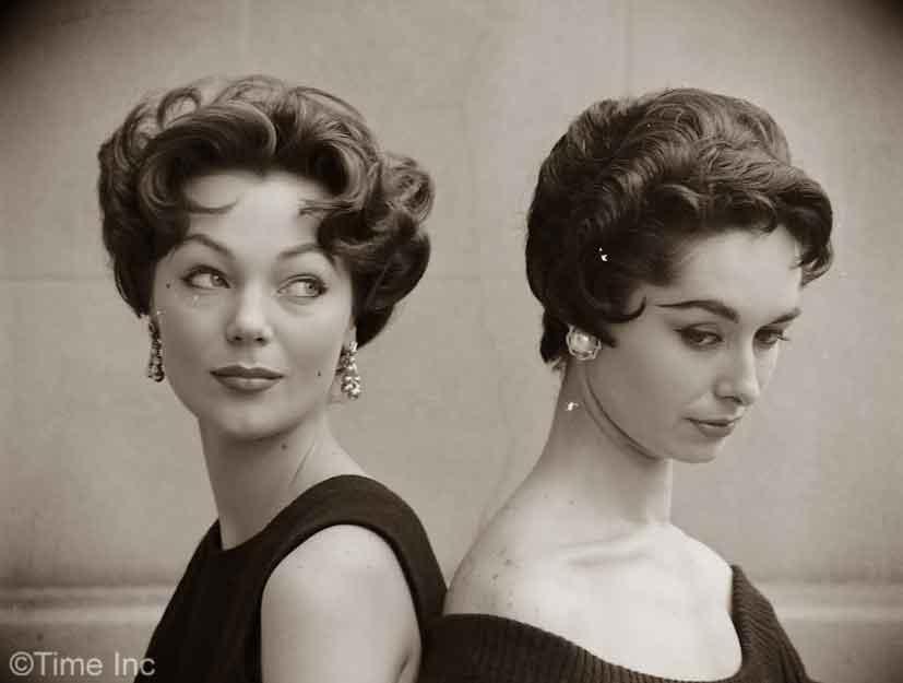 1953 The Italian Cut Hairstyle Craze2