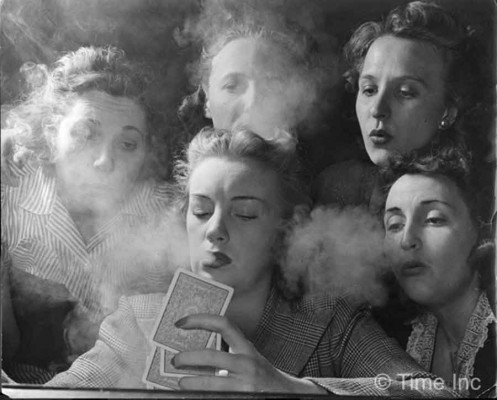 Nina-Leen---Life-Photographer-Young Women's Republican Club of Milford