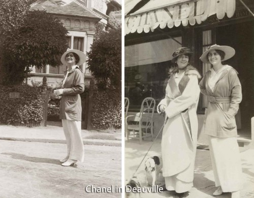 Chanel-in-Deauville