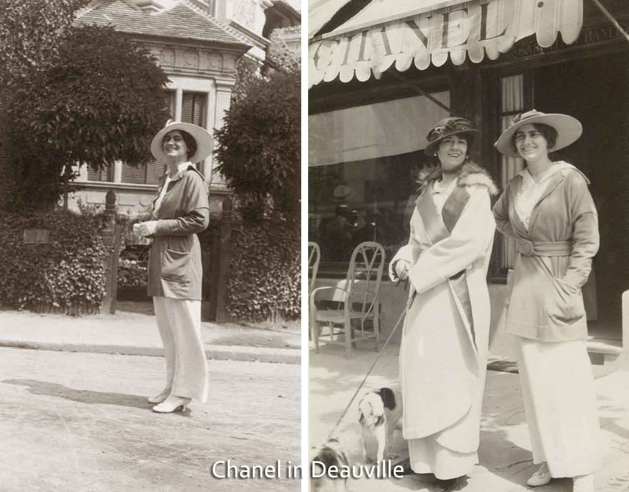 f8ee1db9 Deauville - The Town where Fashion went on Holiday | Glamour Daze