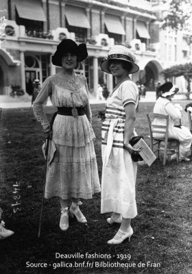Deauville-fashions---1919