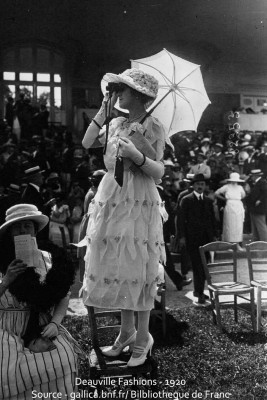 Deauville-fashions---1920