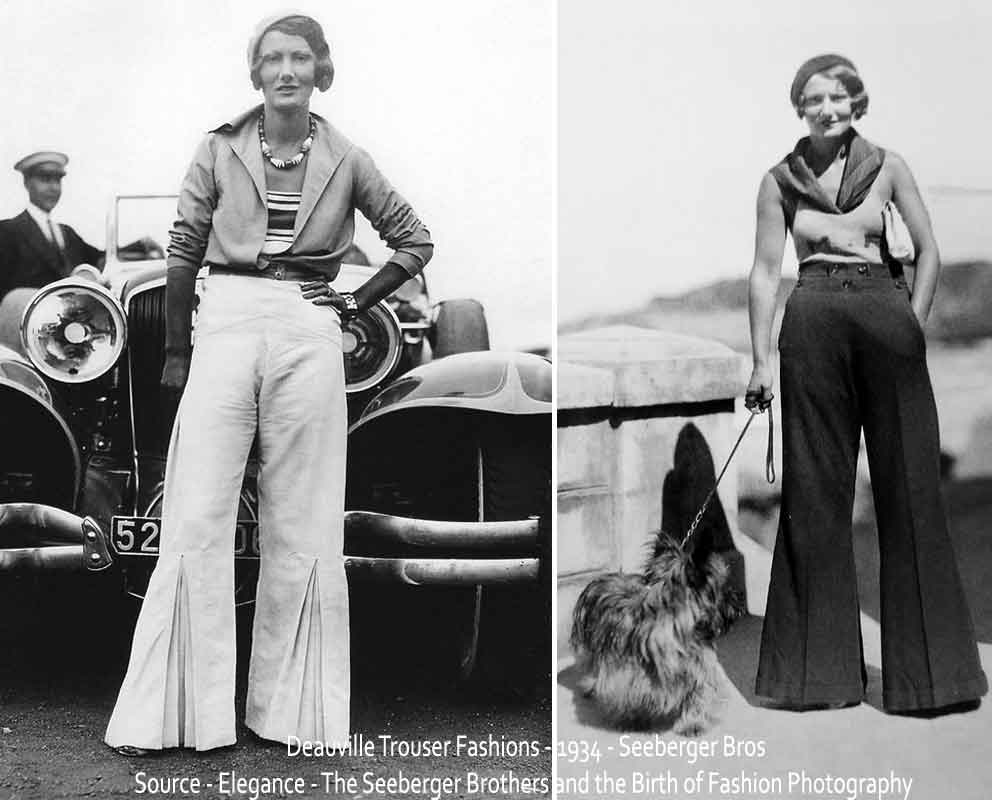 The Town Where Fashion Went On Holiday