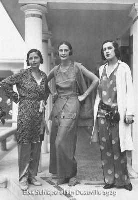Elsa-Schiaparelli-in-Deauville-1929