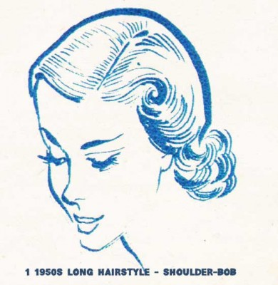 1--1950s-long--hairstyle---shoulder-bob