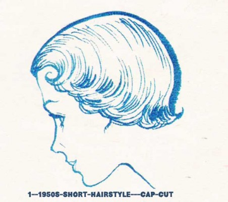 1--1950s-short-hairstyle---cap-cut