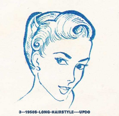 3--1950s-long-hairstyle---updo