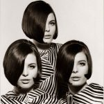'Sassoon Cut' Triplets – New York 1964