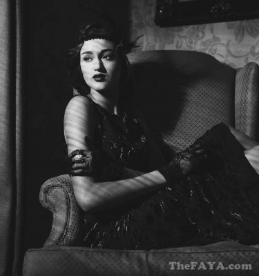 film noir fashion � a retrospective photoshoot glamourdaze