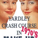 Free Yardley 1970s makeup guide