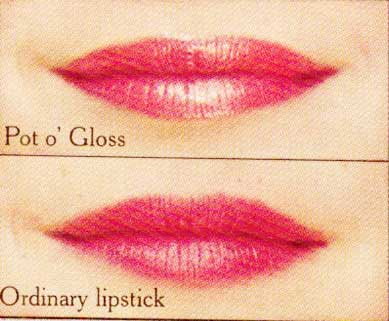 Yardley-lips---1970s-Pot-O'Gloss