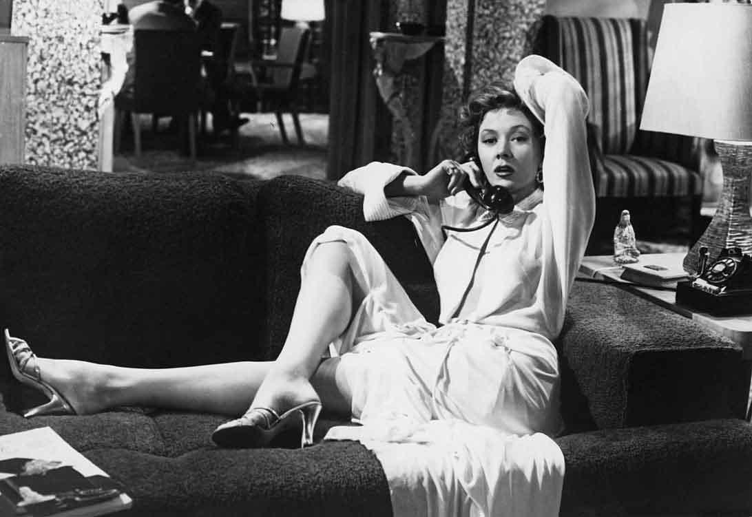 Vintage Film Noir Femme