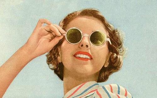 Vintage Sunglasses - 1930's