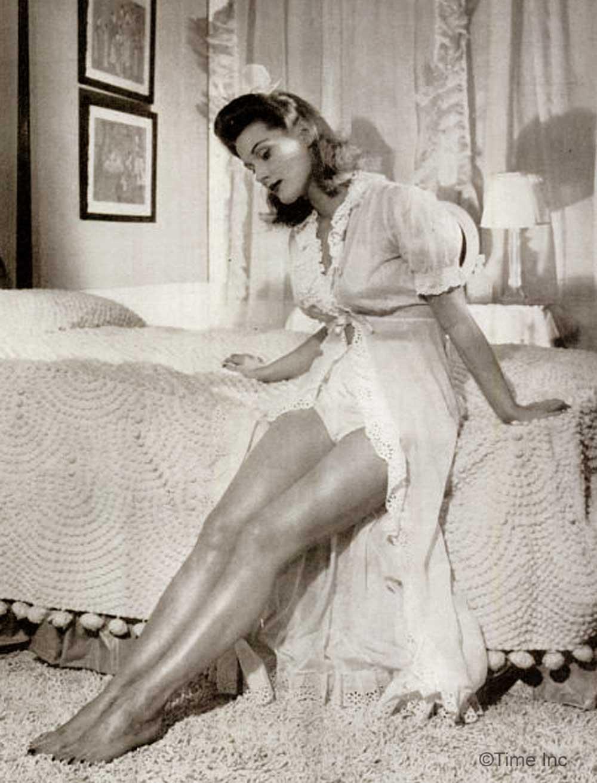 Vintage stocking legs