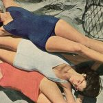 1940s War Era influence on Swimsuit Style