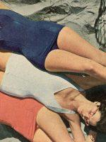 1940s-war-impact-on-swimsuit-fashions---Herbert-Gehr