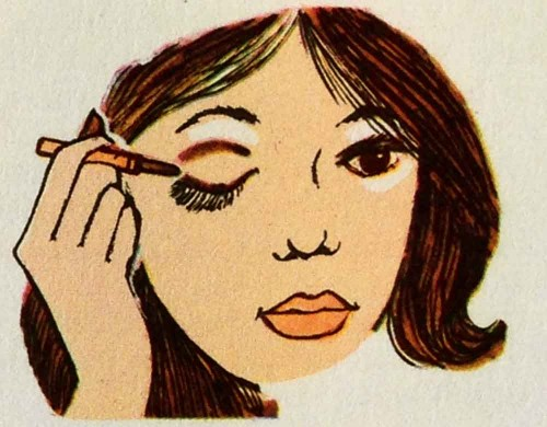 1960s-Makeup---Eight-Steps-to-a-Party-Face-8