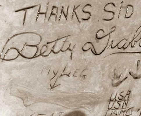 Betty-Grable-Legs 1943