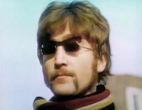 John-Lennon---Kirkland-sunglasses-in-Penny-Lane-video