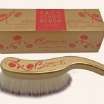 Vintage Face Powder Brush – Besame Cosmetics