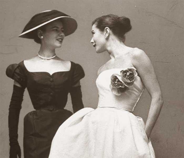 Paris 1950s Fashions - Spring/Summer 1951