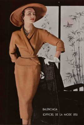 Paris-Spring-fashion-1951---Balenciaga-color