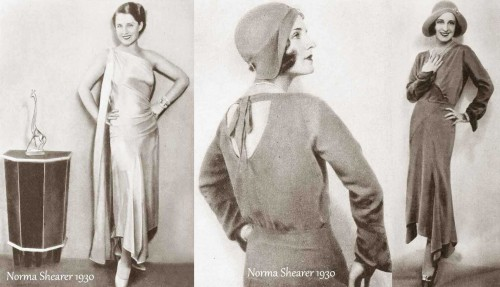 1930-Hollywood-Fashion------Norma-Shearer
