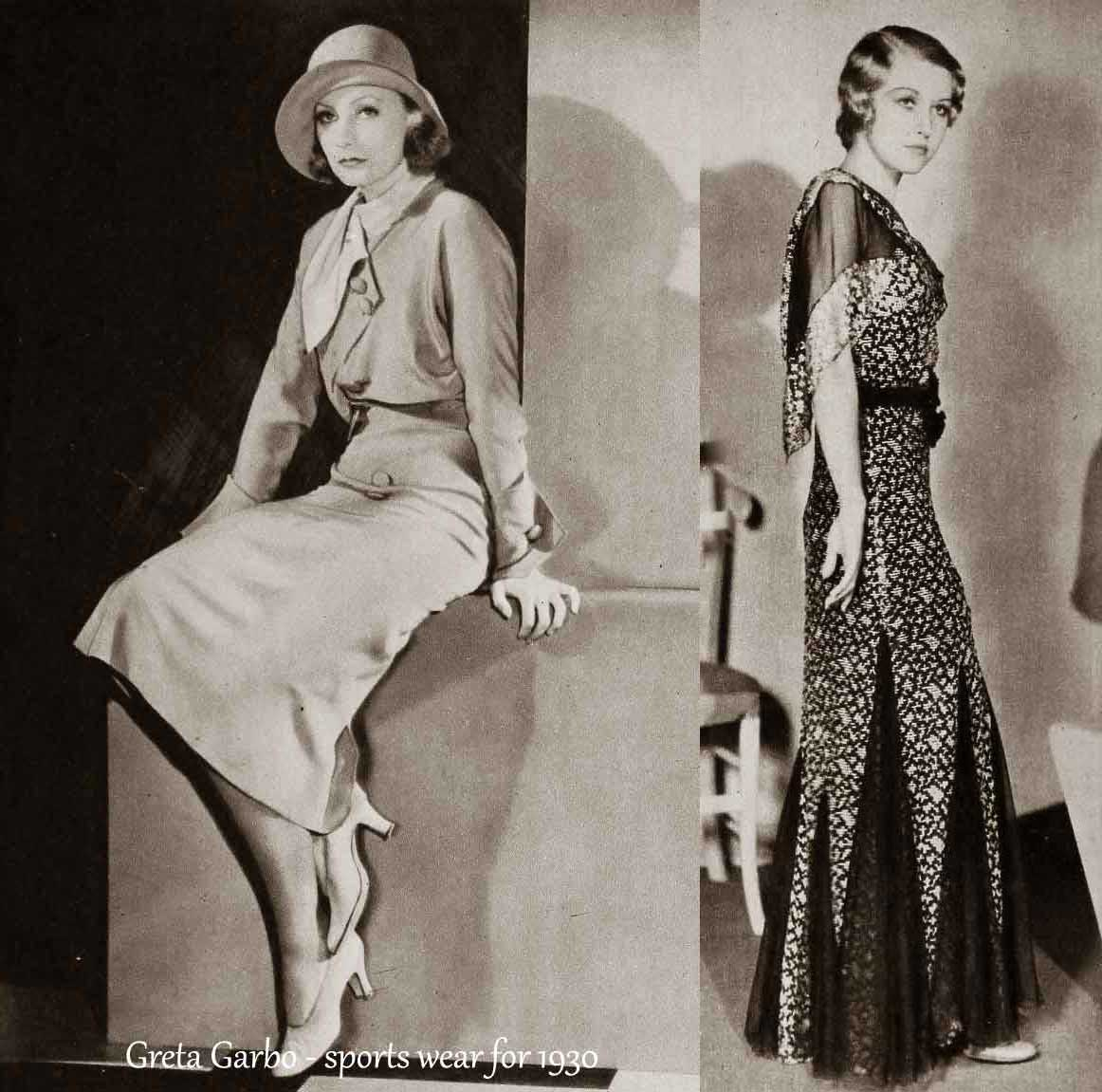 1930 hollywood summer fashion � june 1930 glamourdaze