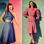 1940s Fashion – Summer-Frocks – June 1946