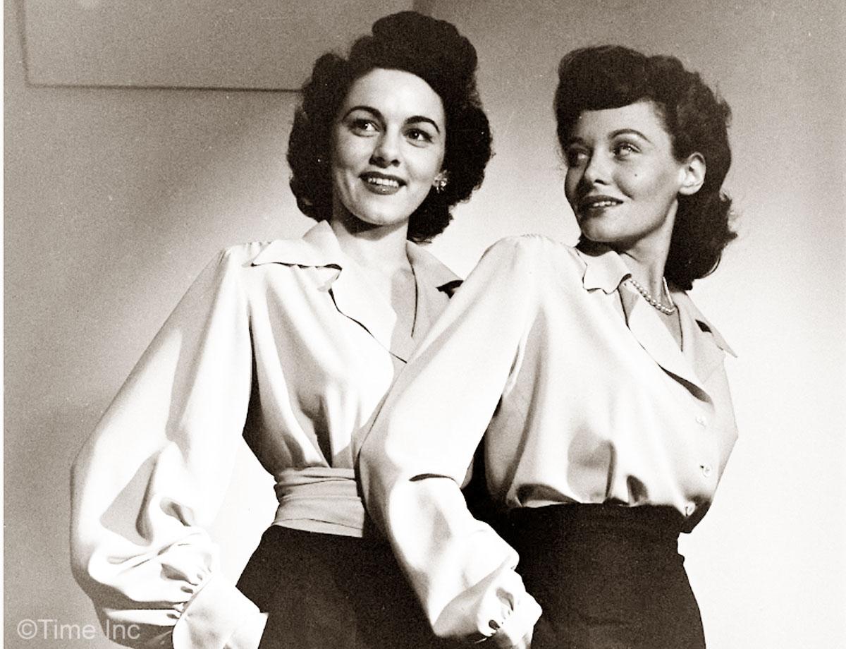 c4f7ecc471 1940s Fashion - US War Restrictions on Dresses | Glamour Daze