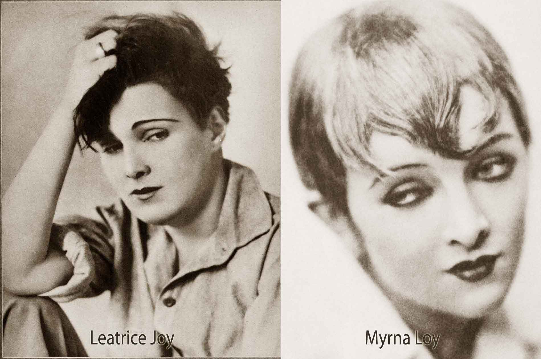 1920s Hairstyles - The Bob to Suit Your Type | Glamour Daze