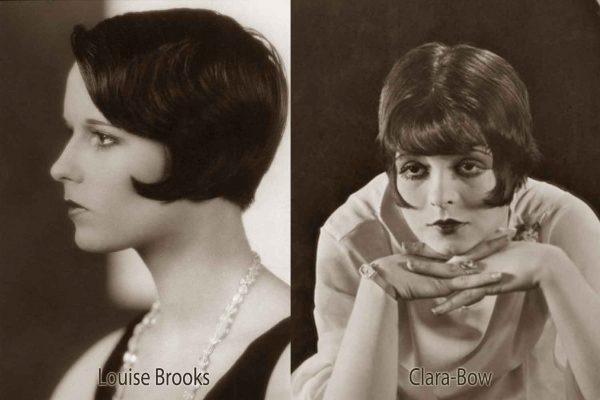 1920's bob--Louise-Brooks-and-Clara-Bow