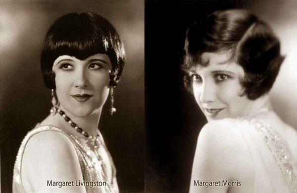 1920's bobbed hair--Margaret-Livingston---Margaret-Morris