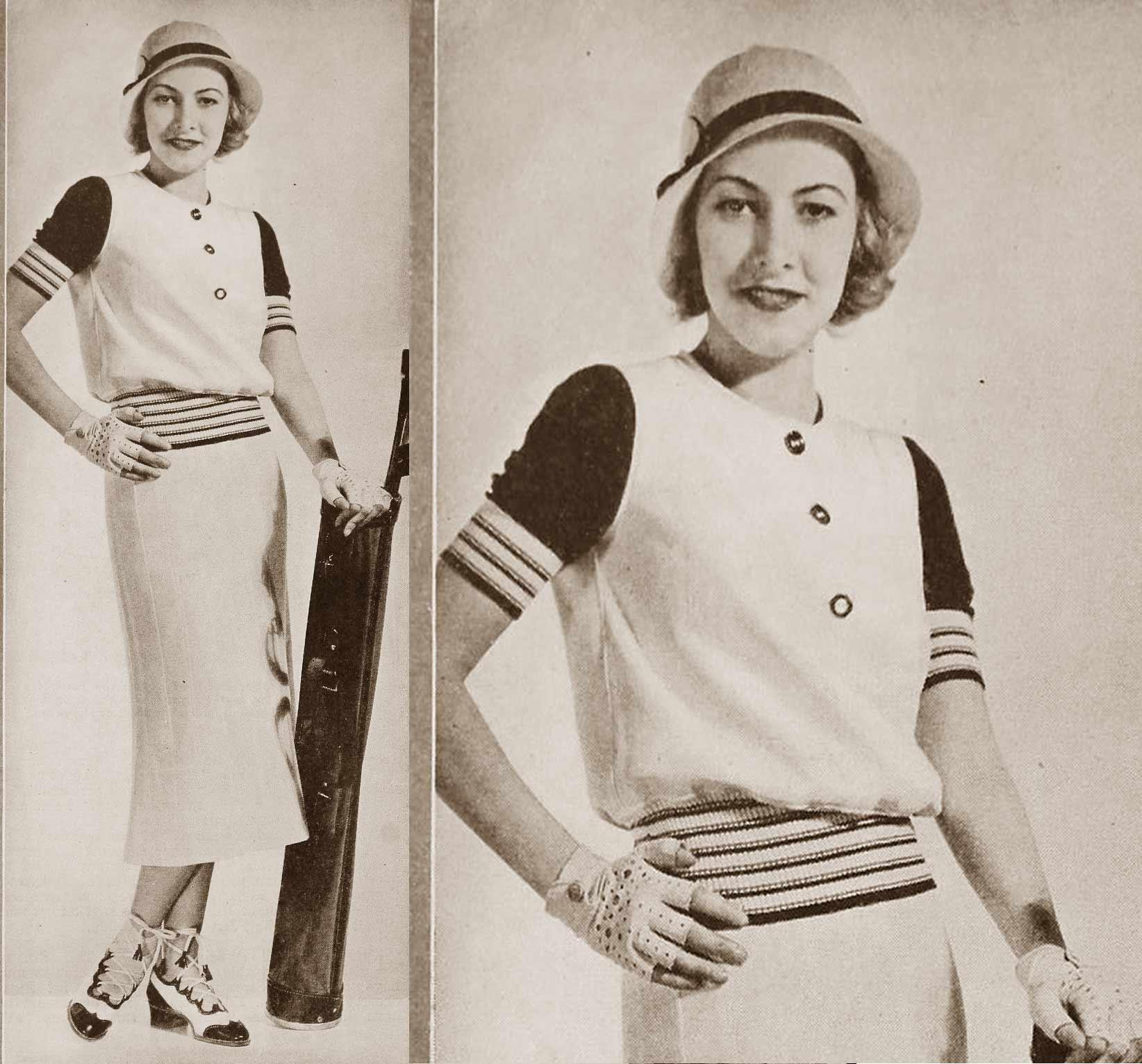 1930s Fashion - Karen Morley