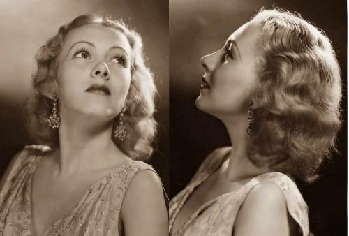 Karen Morley - Girl Next Door beauty 1932