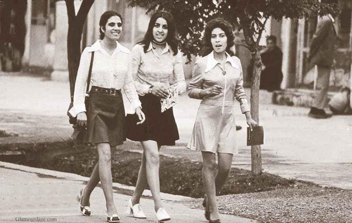 Fashion Freedom In Pre War Afghanistan Glamourdaze