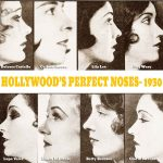 Hollywood's Most Perfect Noses -1930
