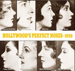 Hollywoods-perfect-noses-1930