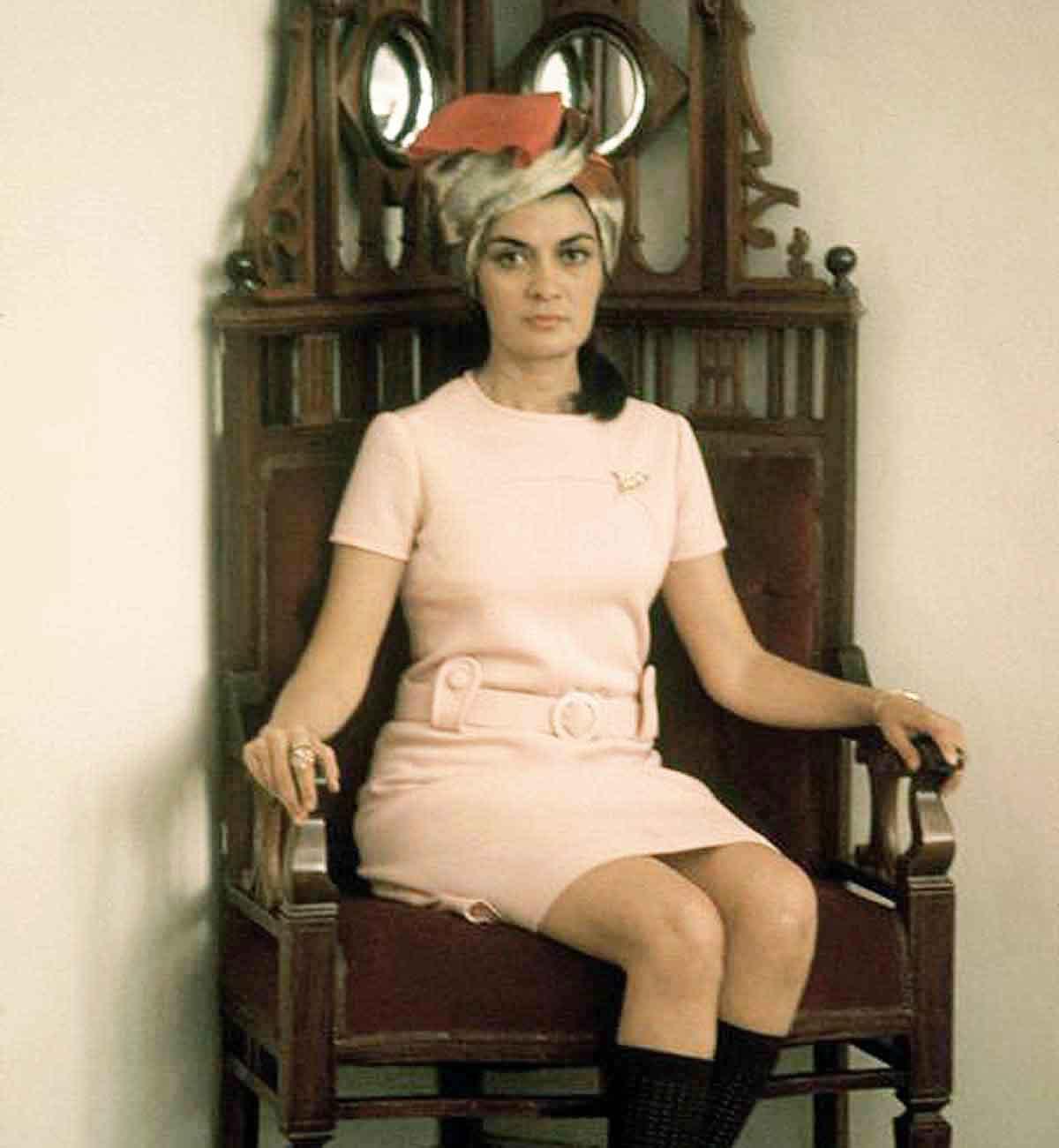Safia-Tarzi---1960s-Afghan--fashion-designer