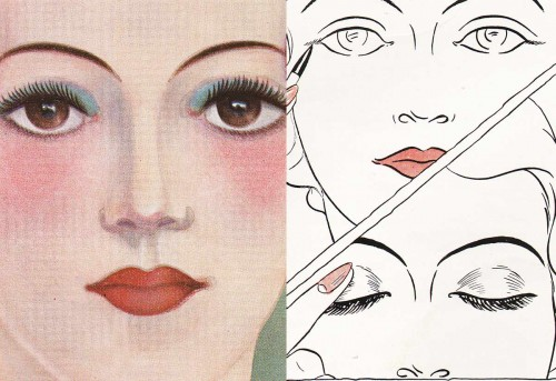 1920s-flapper-party-makeup