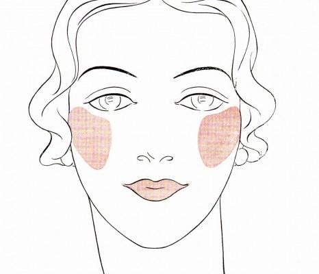 1920s-makeup-cheek-rouge