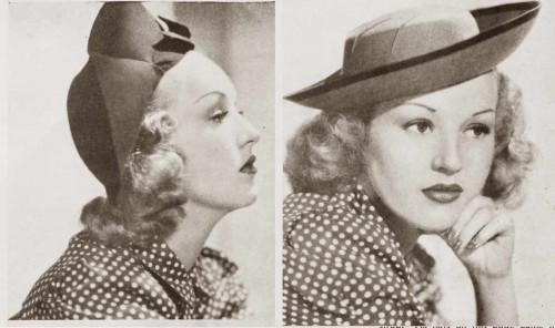 1930s-Fall-Fashion---Hollywood's-Best-Dressed---Betty-Grable-hats