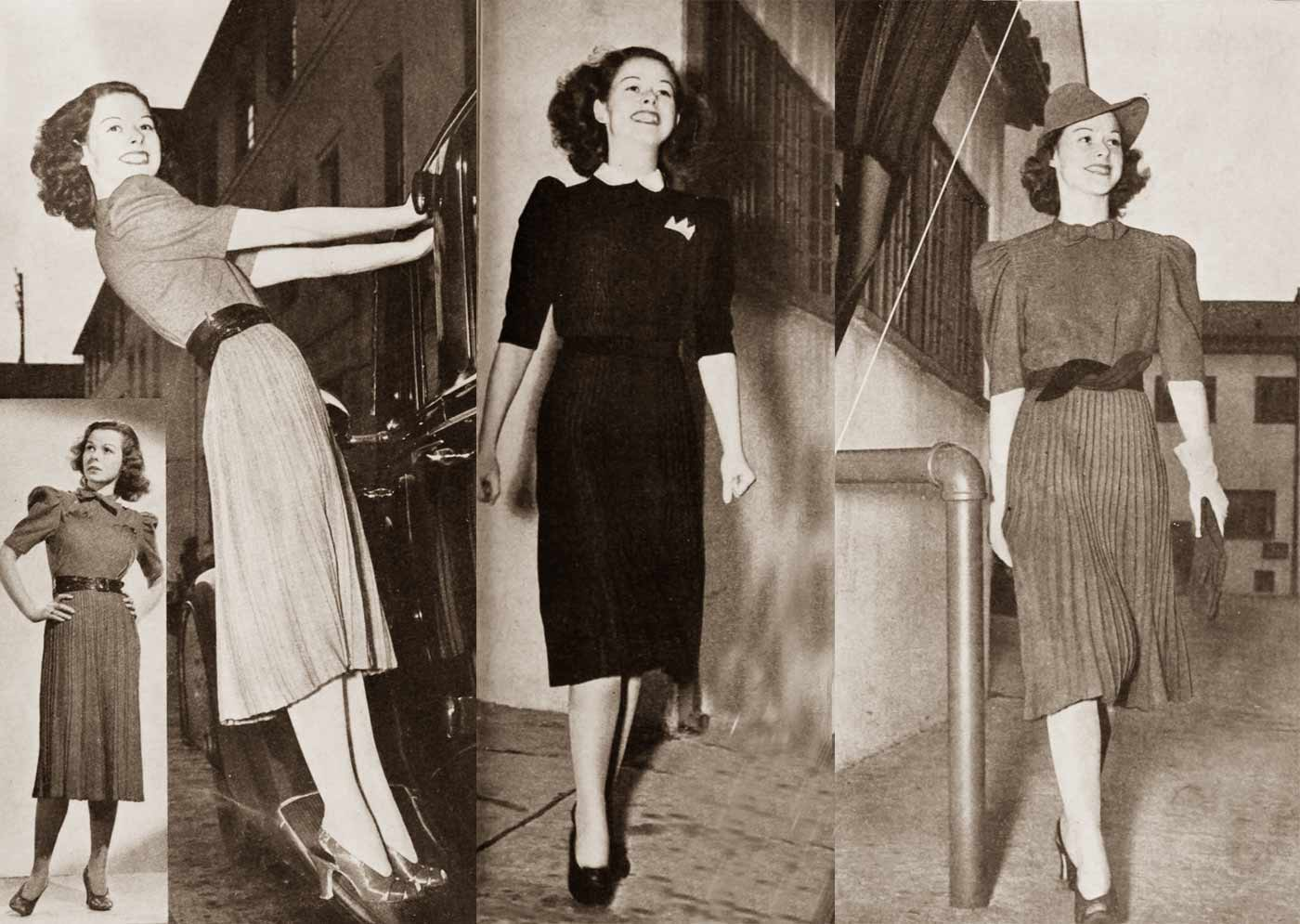 1930s Fall Fashion – Hollywood's Best Dressed