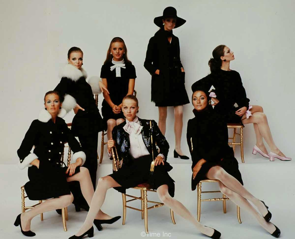 1960s Fashion Paris Fall Collections Of 1968 Glamourdaze