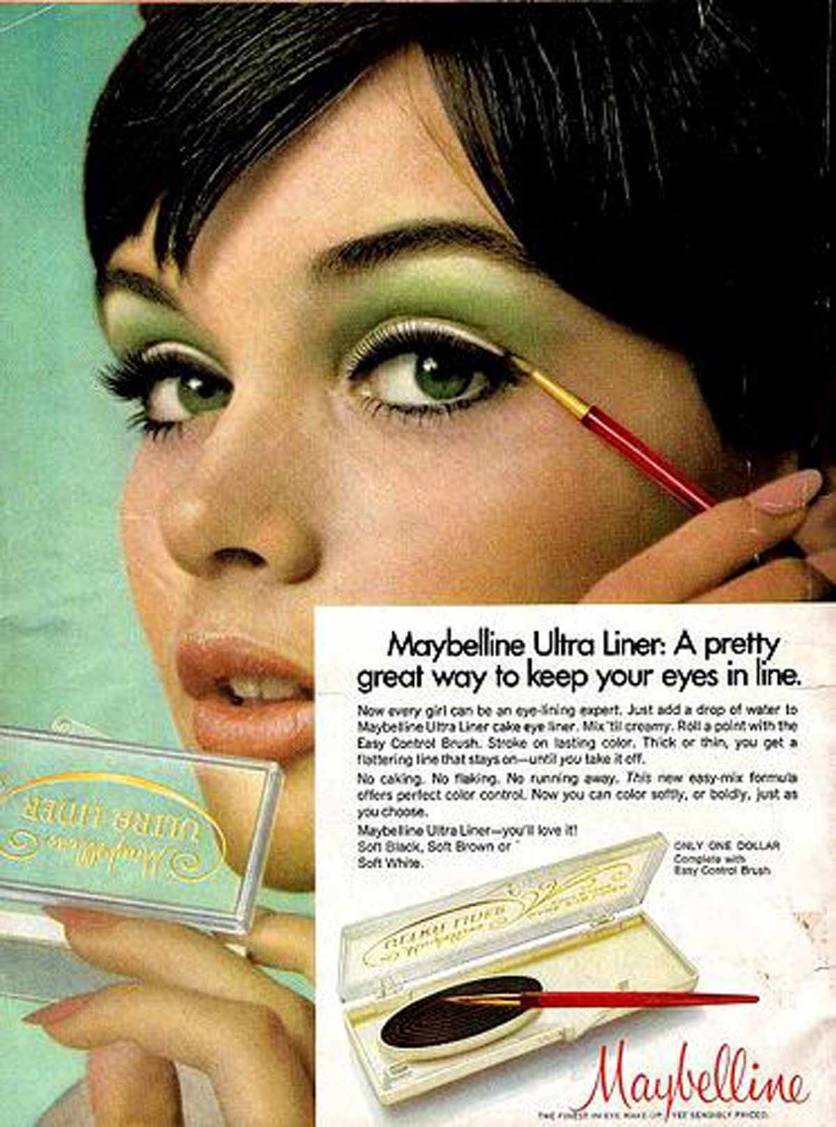 Maybelline Makeup Tutorial Malaysia: The 1970s Makeup Look – 5 Key Points