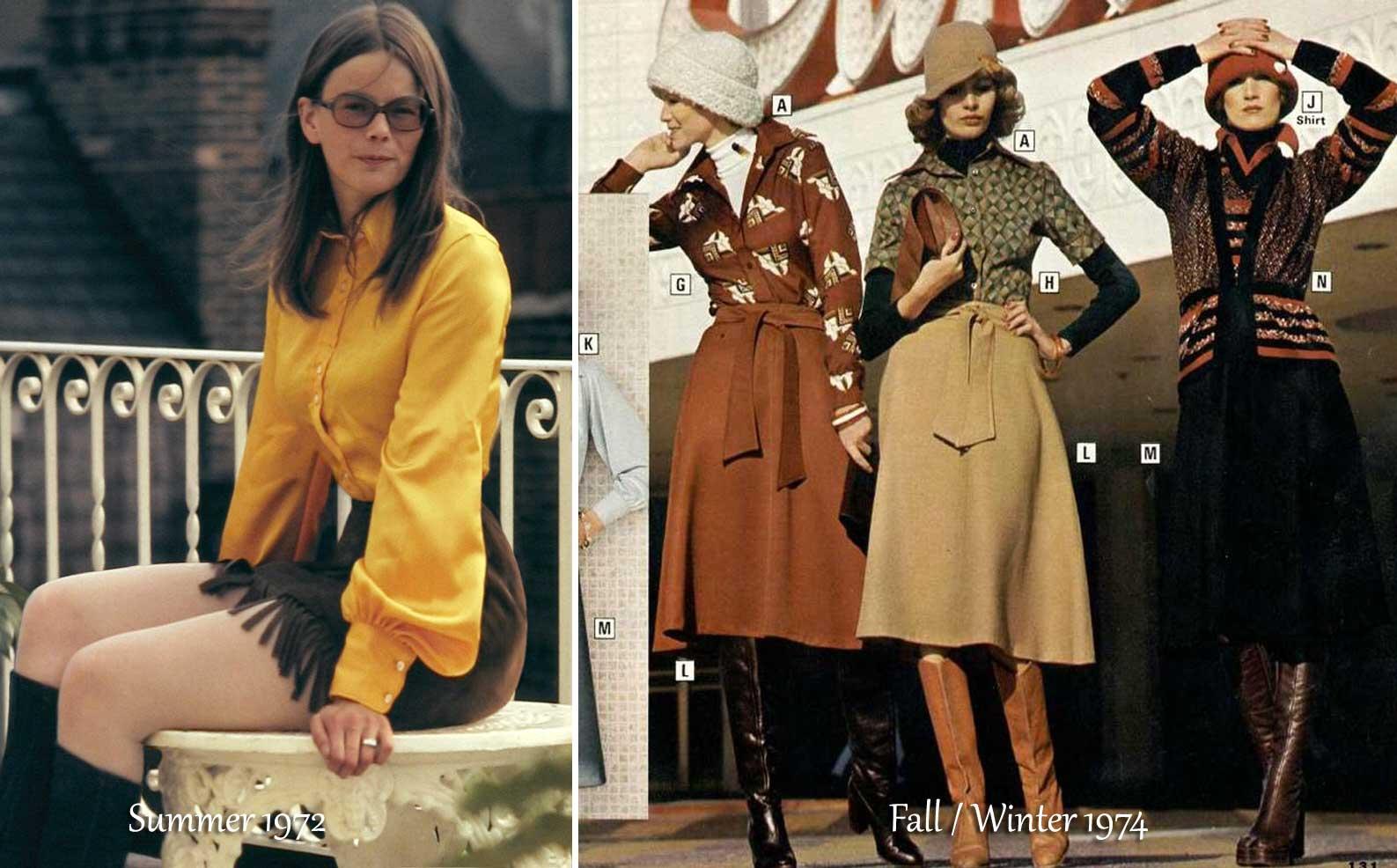 That 70s Show Retro Fashion Nostalgia In 2015 Glamourdaze