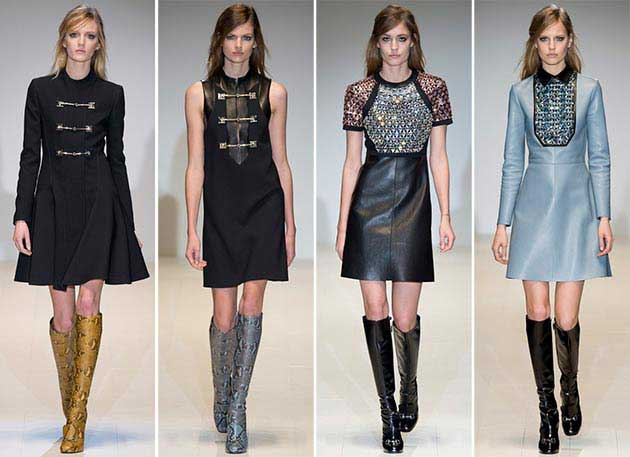 A look at the top trends from the runways.