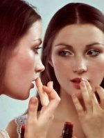 Jane-Seymour-1972 makeup