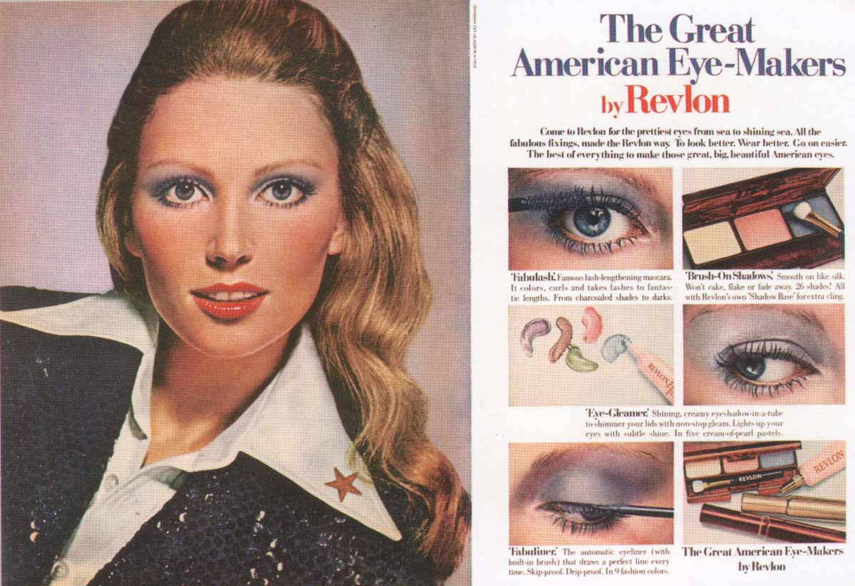 The 1970s Makeup Look – 5 key Points | Glamourdaze